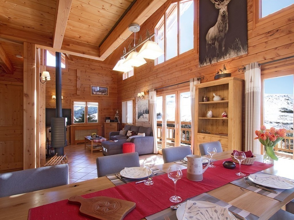Chalet Odalys Le Panorama