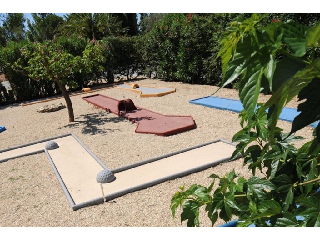 Domaine de plein air - Camping Odalys Elysée