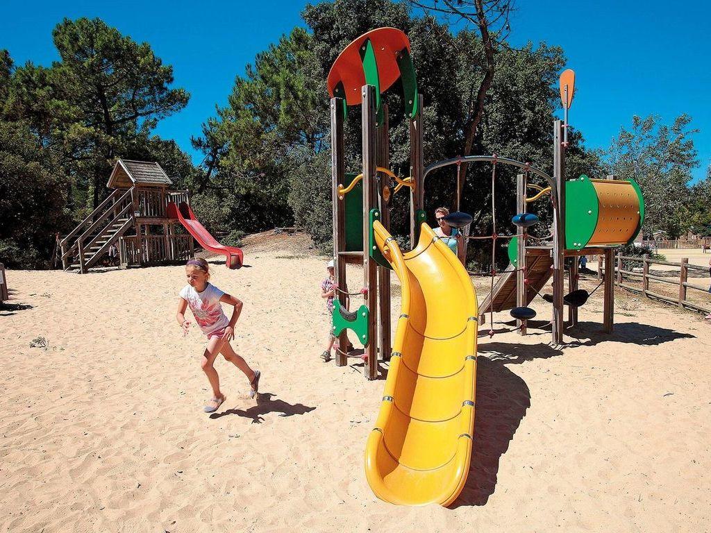 Domaine de plein air - Camping Vitalys Les Demoiselles