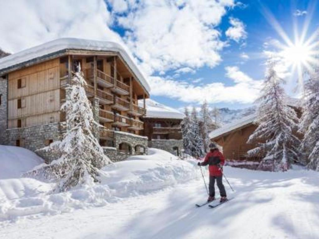 Résidence Les Chalets du Jardin Alpin