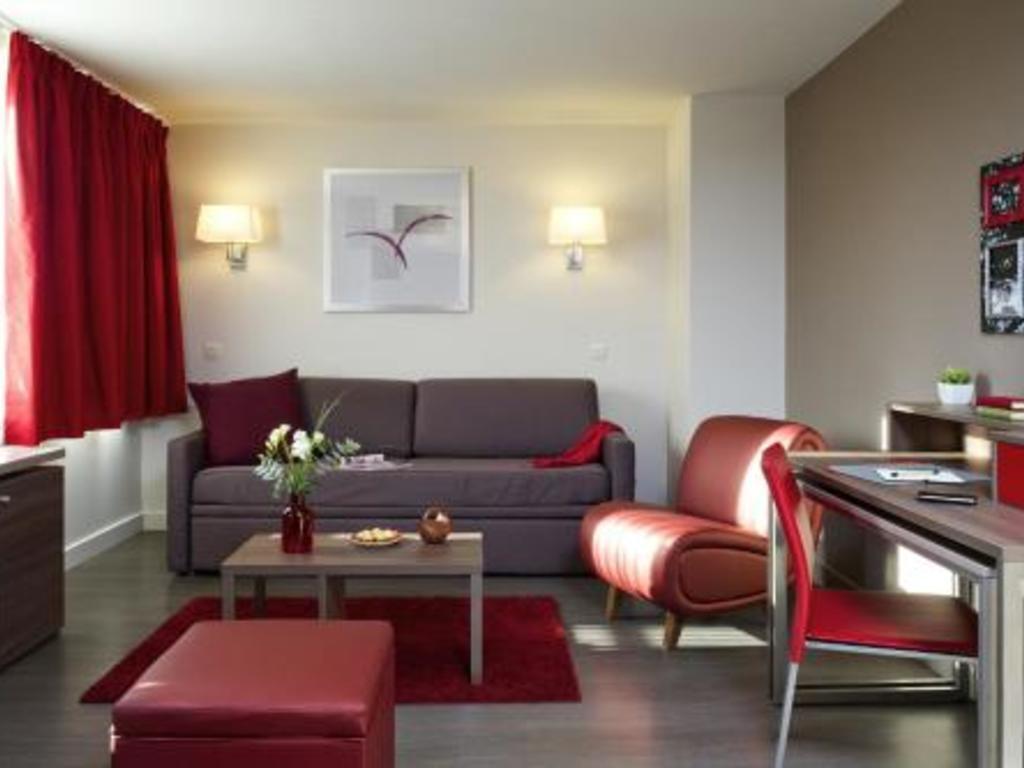 Résidence Adagio City Aparthotel Caen Centre