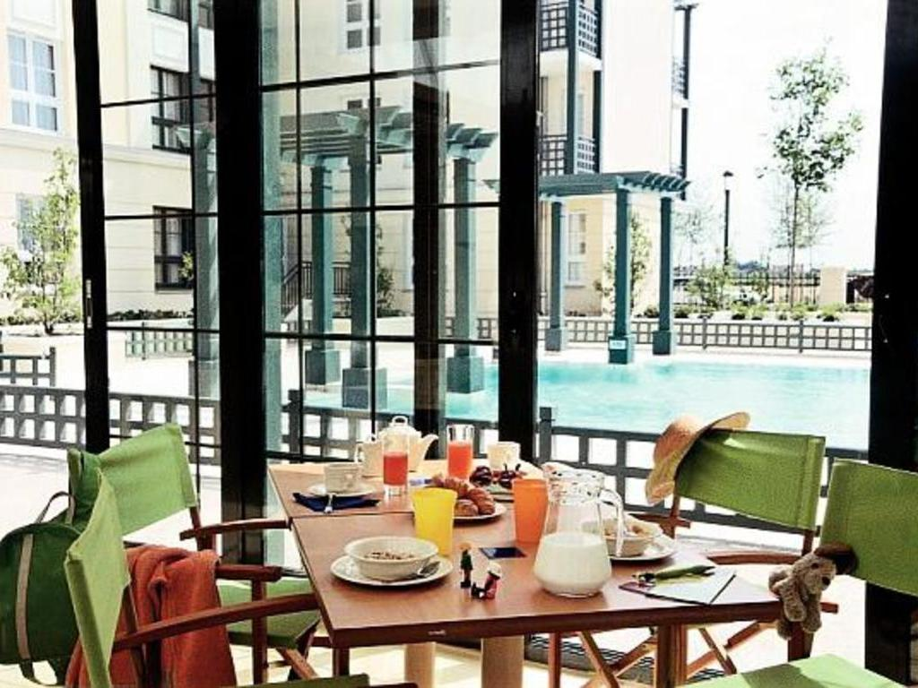 R sidence adagio city aparthotel paris val d 39 europe val d for Residence adagio