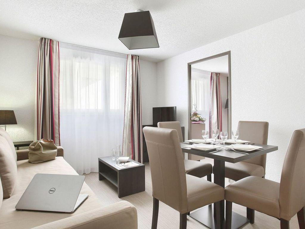 Résidence Appart'hôtel Odalys Le Dôme