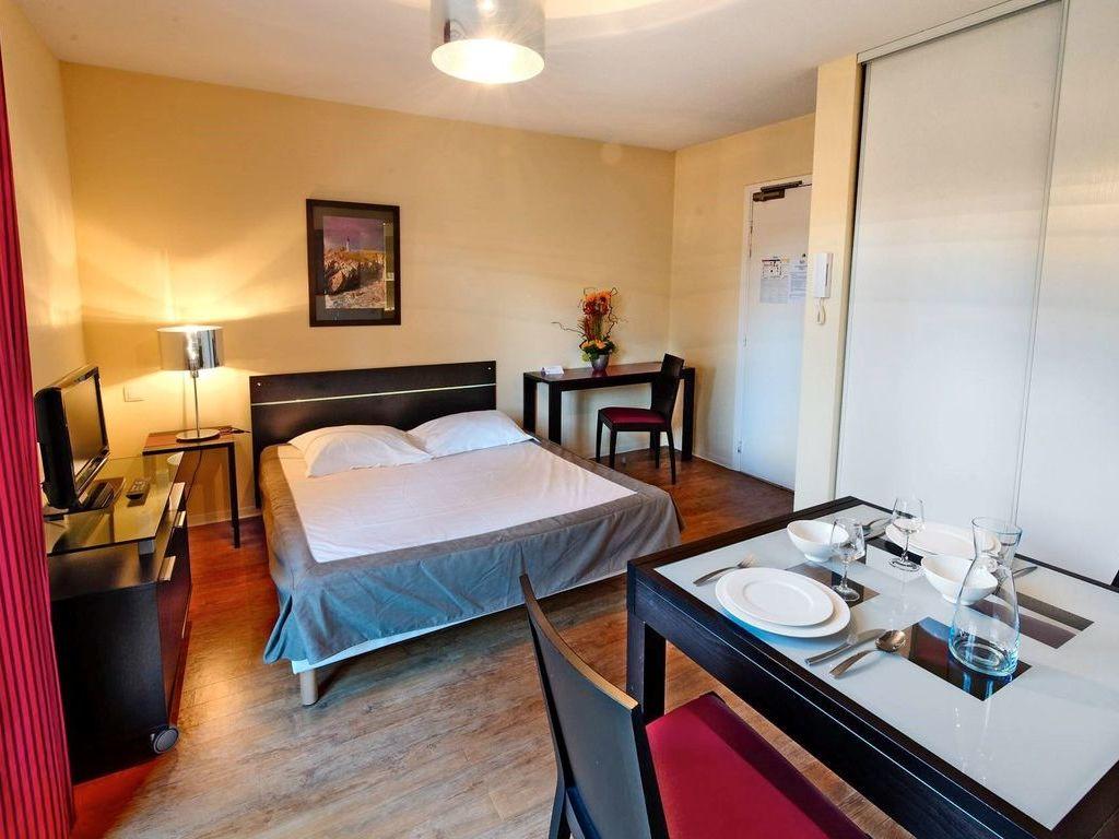Résidence Appart'Hôtel Odalys Olympe