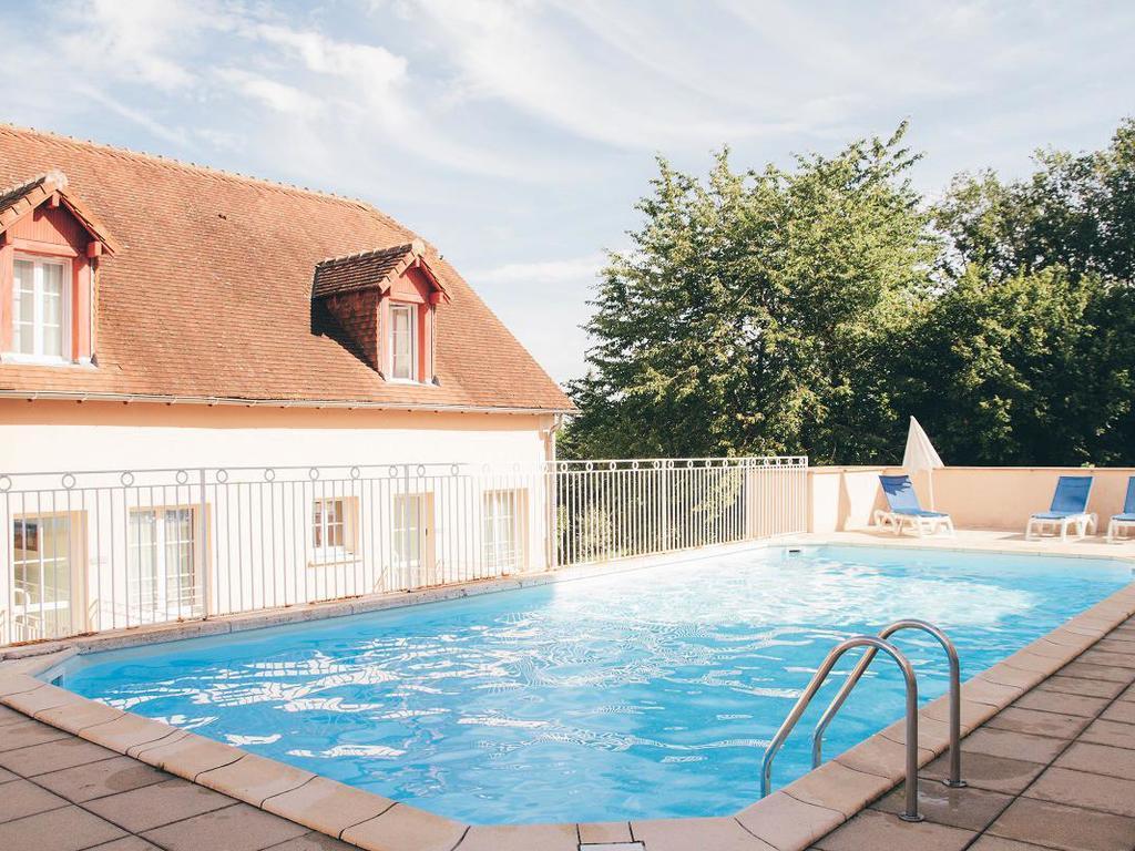 Appart Hotel La Roche Posay*