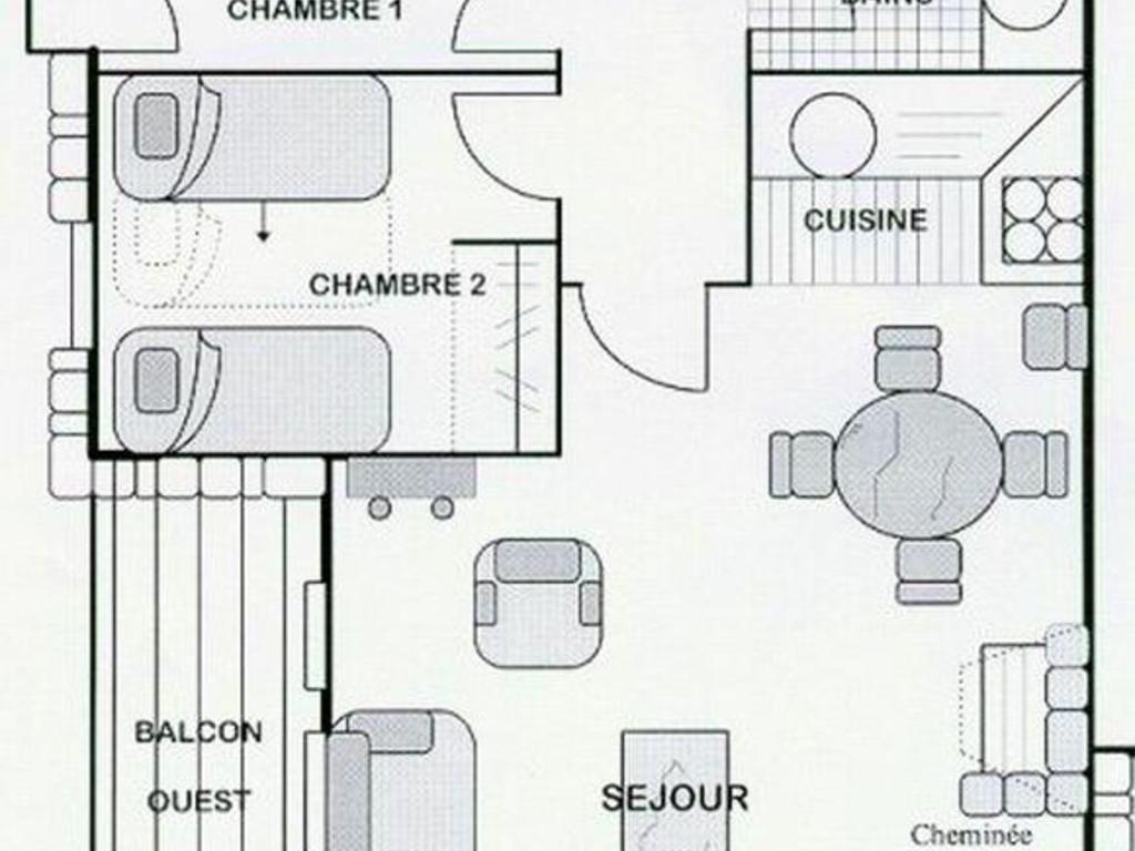 Résidence Aubepine