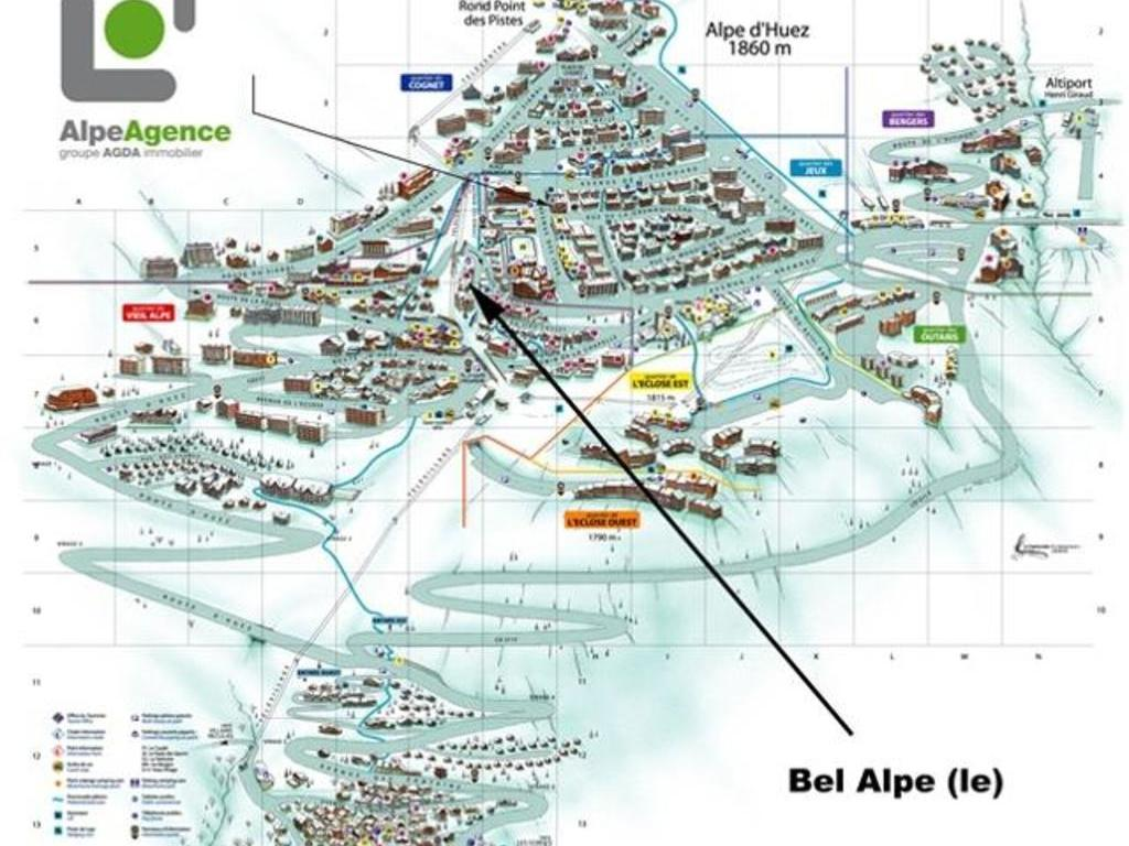 Résidence Le Bel Alpe
