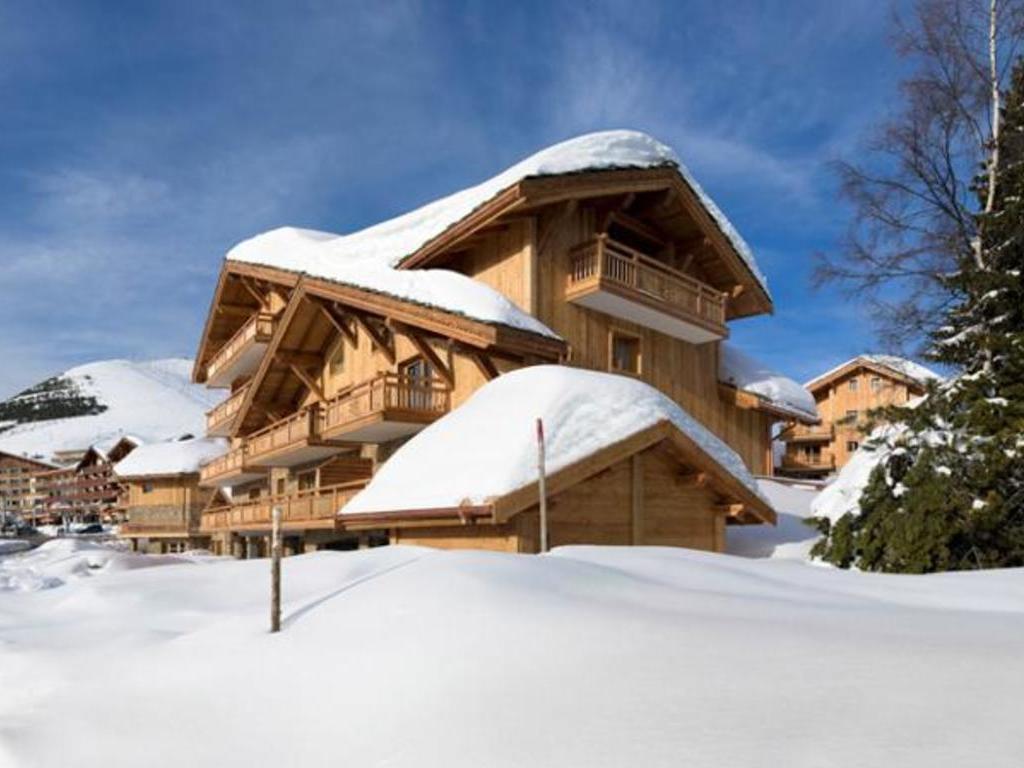Alpes - Alpe d'Huez - Résidence Spa Cgh Le Cristal de l'Alpe