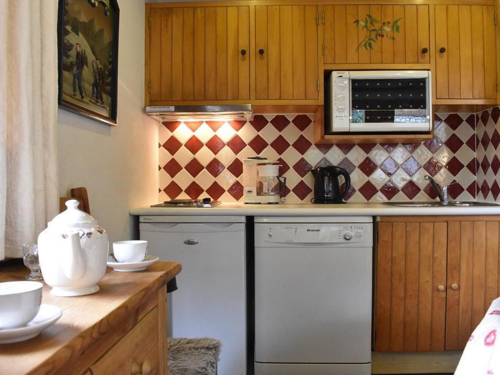 Résidence Chalet Alpen Rose