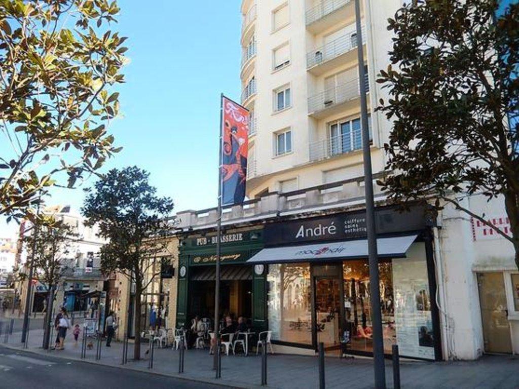 Résidence Bellevue Clémenceau Biarritz