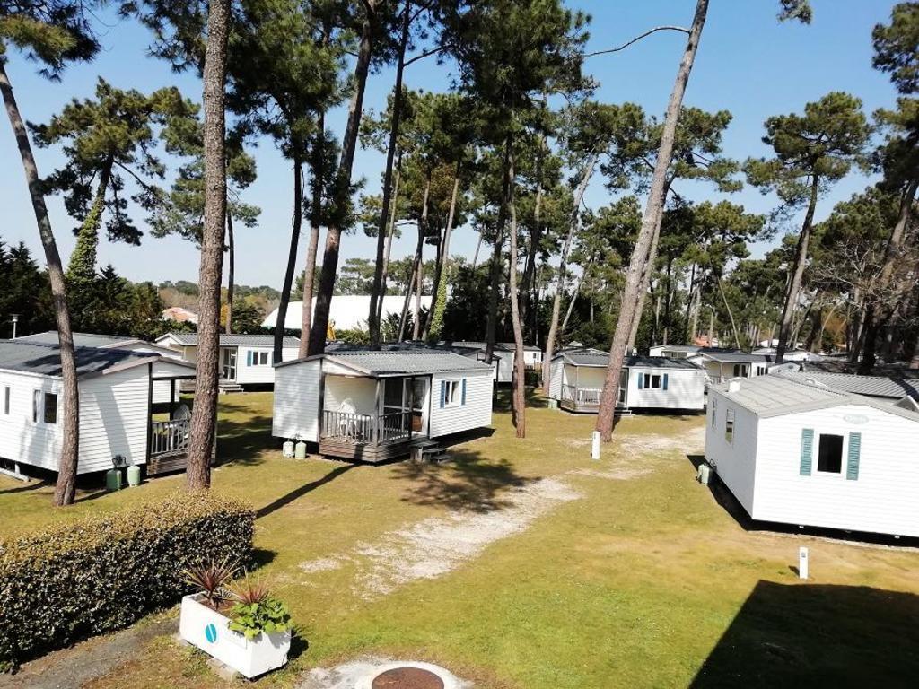 Camping Résidence Sous Les Pins