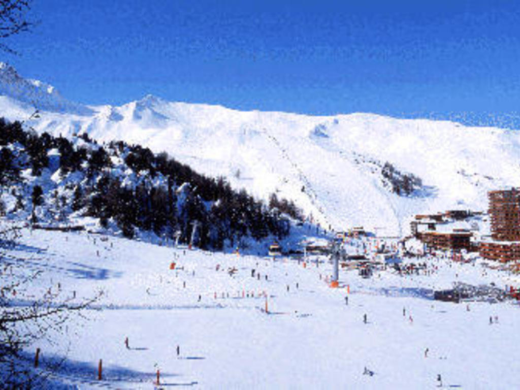 Résidence Everest La Plagne centre