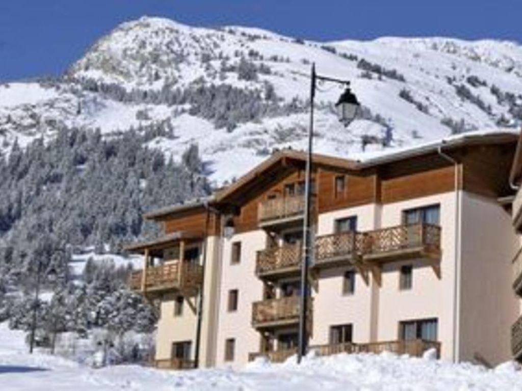 Residence Les Flocons d'Argent *G