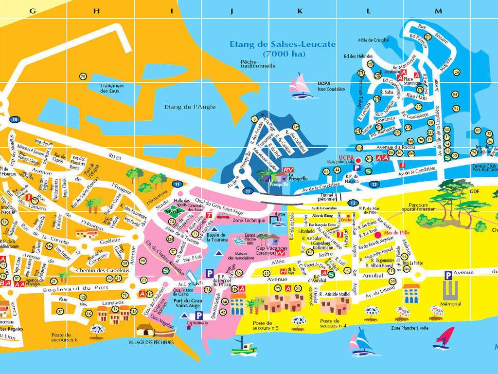 R 233 Sidence L Ile Des P 234 Cheurs Port Barcar 232 S Gt Locations