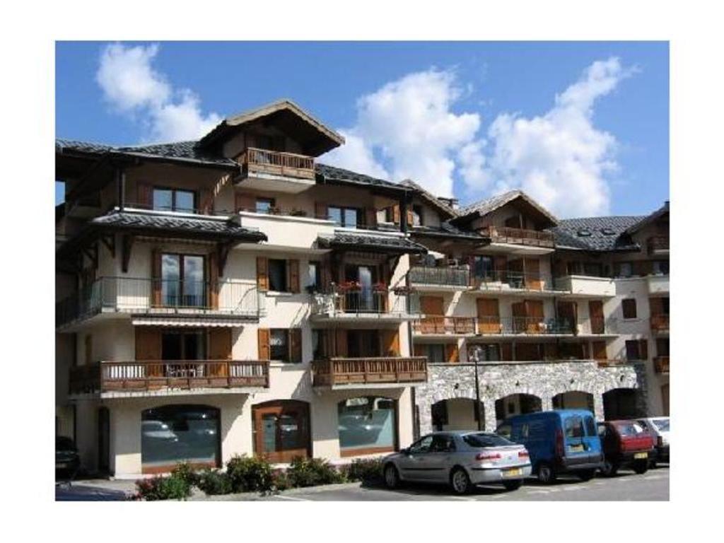 Résidence Le Bergentrum Bourg Saint Maurice