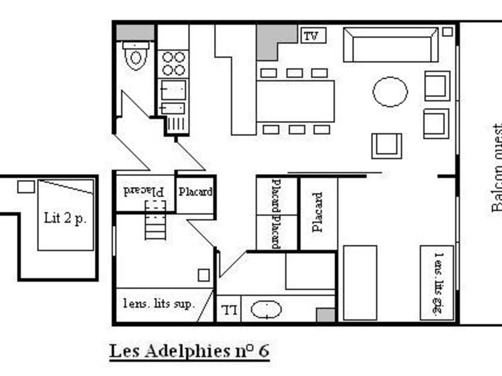 Résidence Les Adelphies