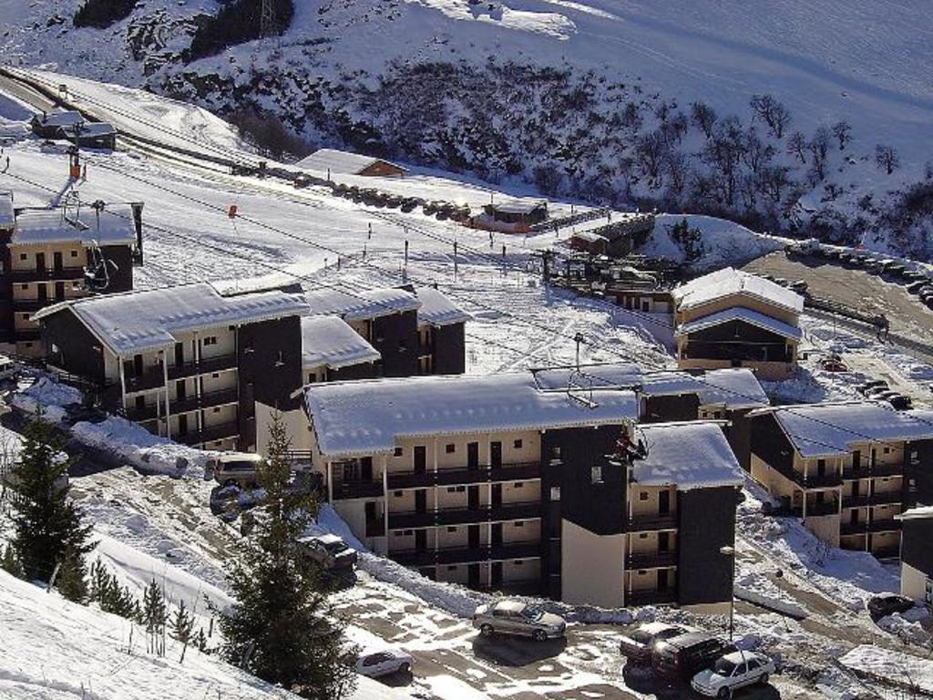 Ski & Soleil - Résidence Aster C3