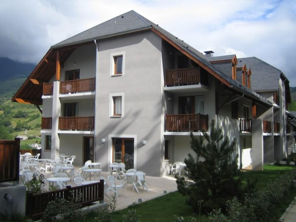 Residence Balcons De La Neste Arreau France