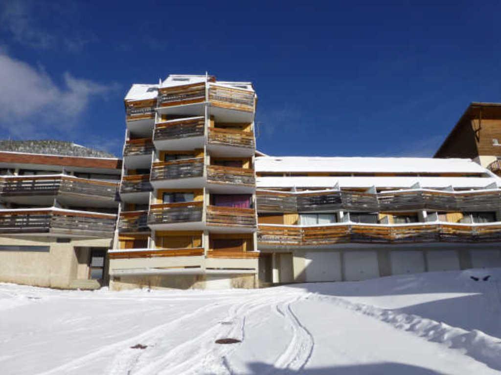 Résidence Les Terrasses de l'Alpe