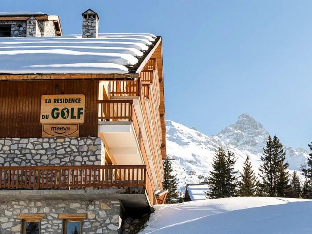 Résidence Maeva Le Golf