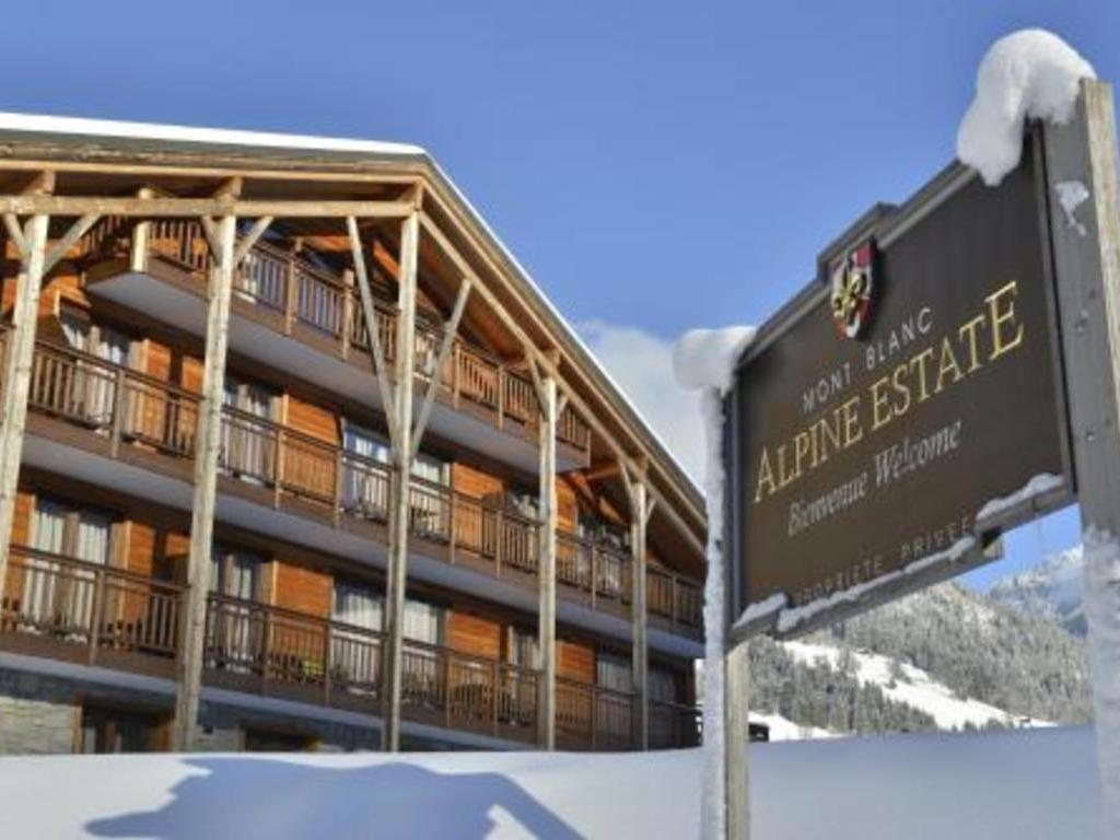 Résidence Mont Blanc Alpine Estate