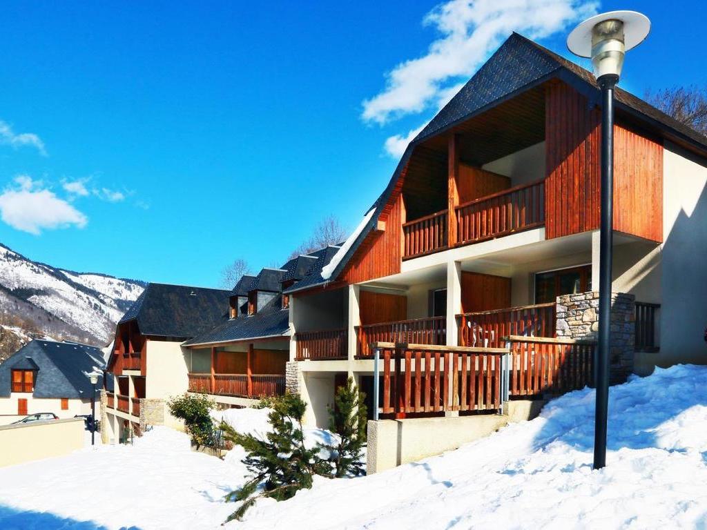 Residence et Chalets La Soulane