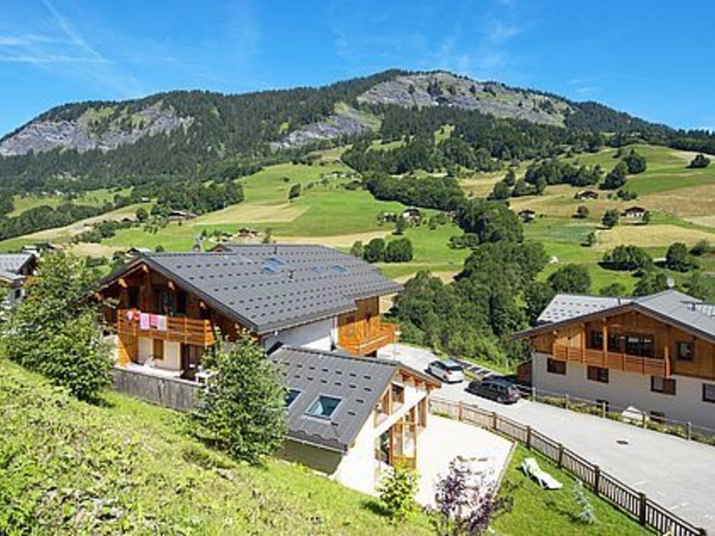 location appartement ski flumet