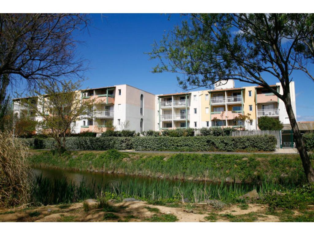 R sidence odalys primavera cap d 39 agde 85 locations d s 220 - Appartement atypique studio persian primavera ...