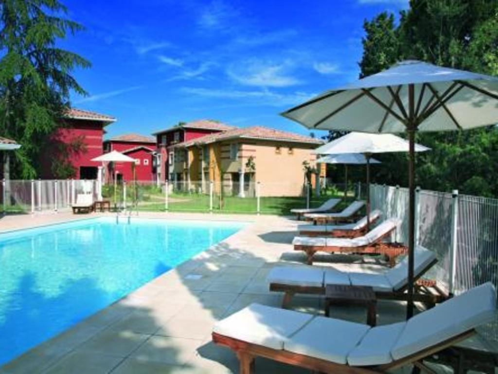 Résidence Park & Suites Saint Simon