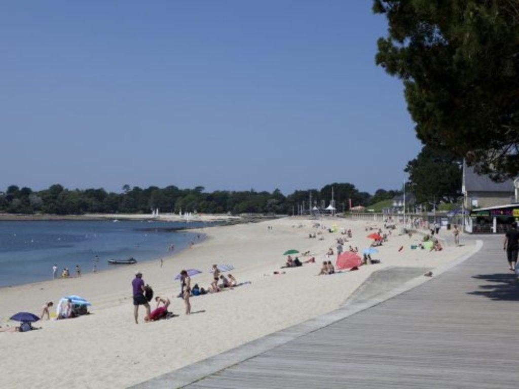 Résidence la corniche de la plage