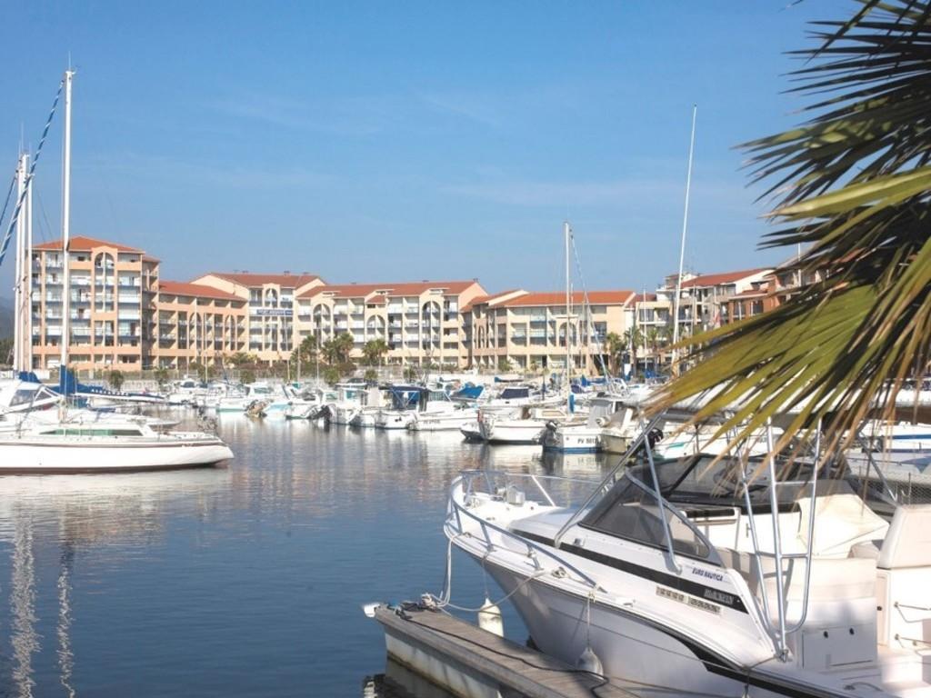 Résidence Port Argelès