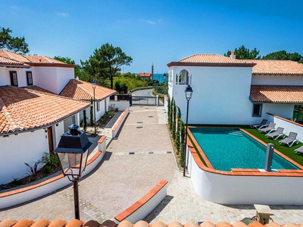 r sidence prestige odalys les villas milady biarritz 47 locations d s 457. Black Bedroom Furniture Sets. Home Design Ideas