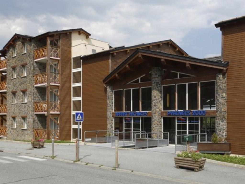 Résidence Appartvacances ~ Pyrénées 2000 *