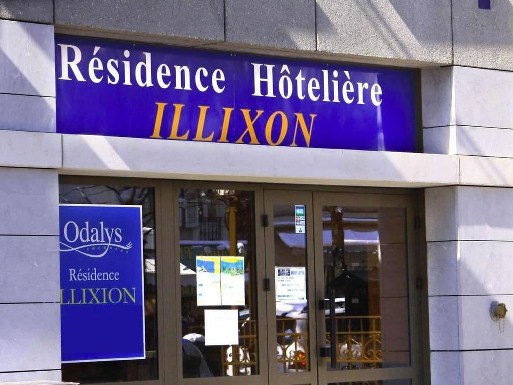 Résidence Vacancéole Illixon