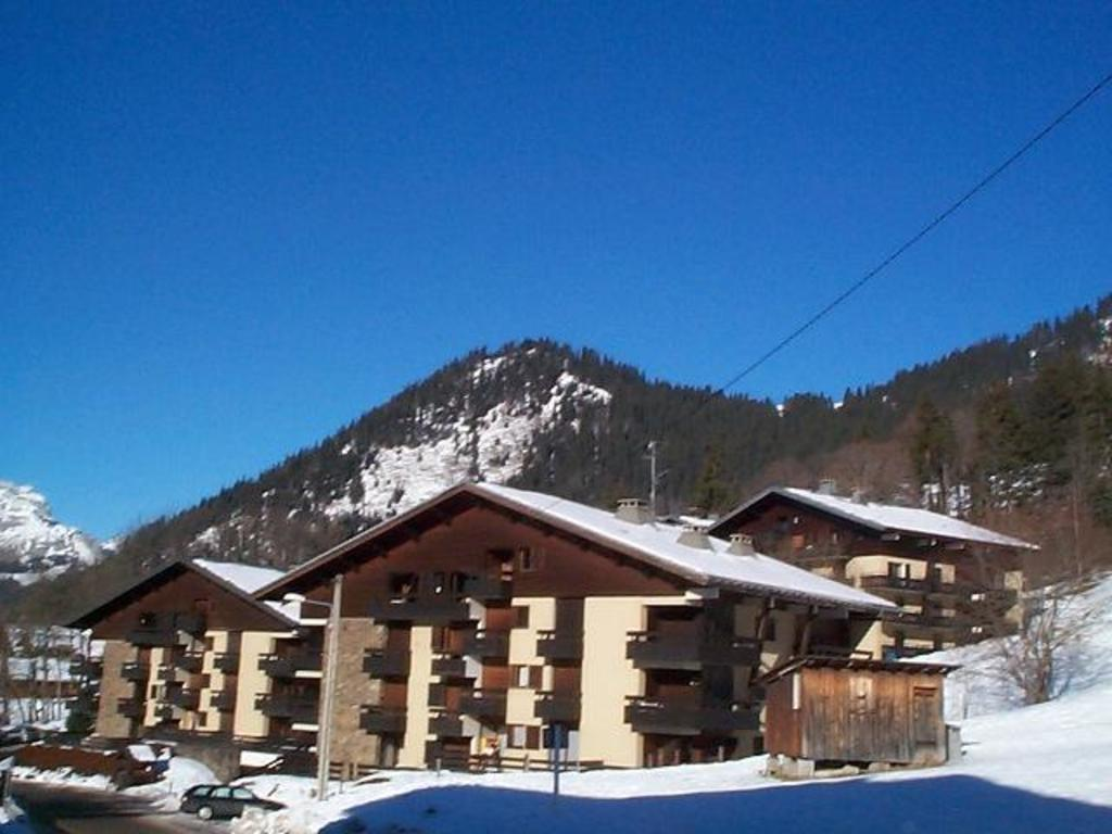 Appartements Le Yeti