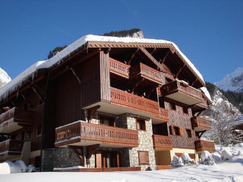 Appartements les alpages - e