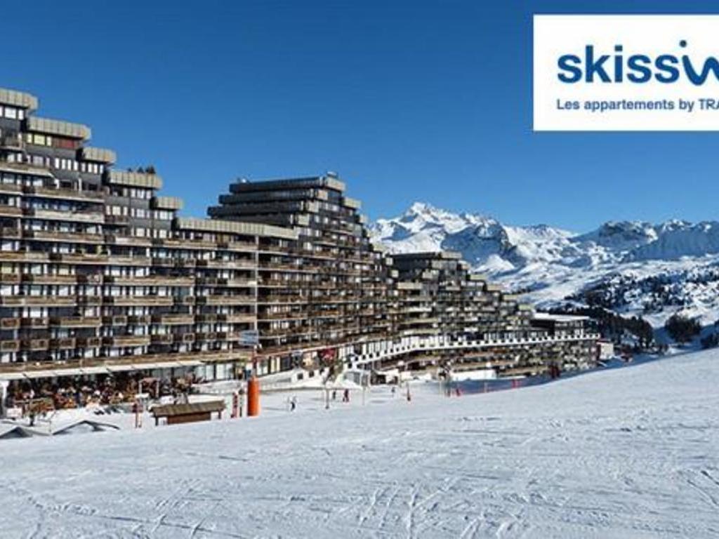 Skissim - Vue Mont Blanc