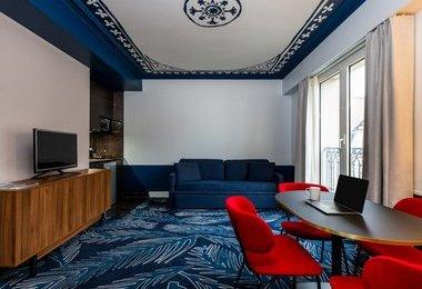 Adagio City Aparthotel Haussmann Champs-Elysées