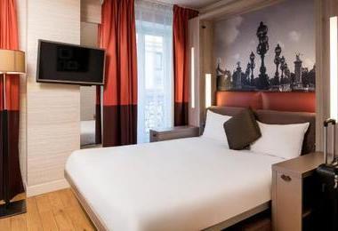 Adagio City Aparthotel Paris Opéra