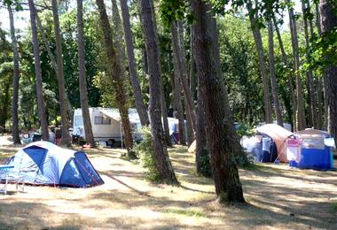 Camping Aire Naturelle De Franc