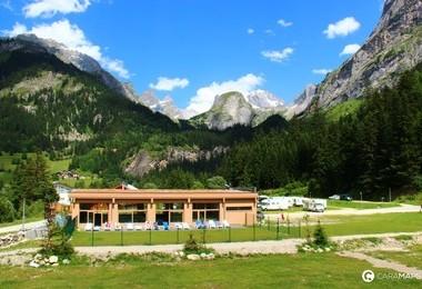 Camping Alpes Lodge - Le Parc Isertan