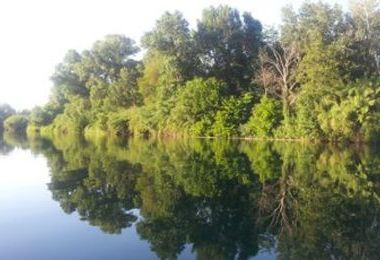 Camping Belle Rive Montfrin