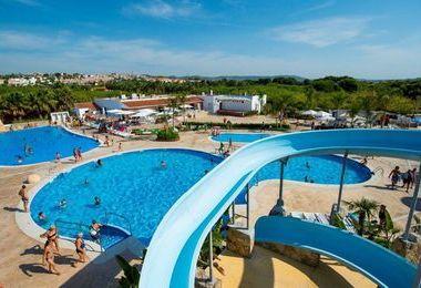 Camping Domaine Résidentiel de plein-air Creixell Beach Resort