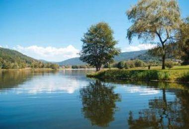 Camping du Lac de Moselotte à Saulxures