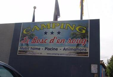 Camping Grand Bleu Le Bosc d'en Roug