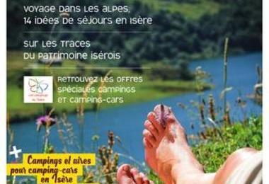 Camping Le Bois Des Sources (Saint-Prim à 13 km)
