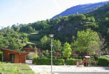 Camping Le Marintan (Saint-Michel-de-Maurienne à 3 km)
