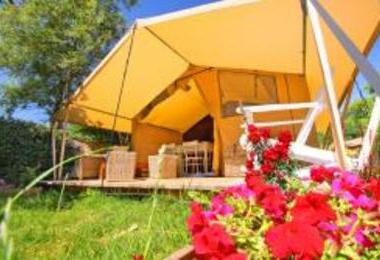 Camping Le Moulin De Sainte Anne (Villegly à 5 km)