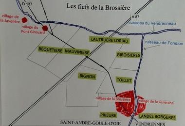 Camping M. Pierre-Henri Vincent (Saint-Mathurin à 8 km)