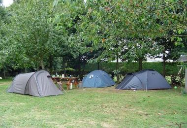 Camping Mme Connan Odile, Camping Les Hortensias (Pommerit-Jaudy à 6 km)